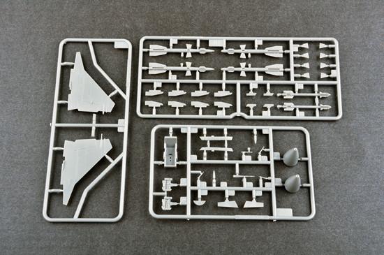 Trumpeter 01675 1/72 Scale Mikoyan MIG-29C Fulcrum (Izdeliye 9.13) Military Plastic Assembly Model Kit