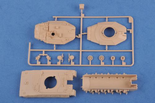HobbyBoss 82915 1/72 Scale Israeli IDF Merkava Mk.IV MBT Military Plastic Tank Assembly Model Kit