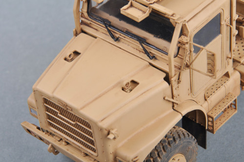 Trumpeter 01011 1/35 Scale US MK.23 MTVR Cargo Truck Military Plastic Assembly Model Kit