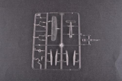 Trumpeter 04203 1/200 Scale AR 196 Floatplane Plastic Aircraft Assembly Model Kit
