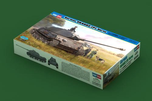 HobbyBoss 82444 1/35 Scale German VK4502 (P) Vorne Tank Armor Plastic Assembly Model Kits