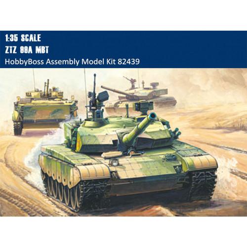 HobbyBoss 82439 1/35 Scale ZTZ 99A Main Battle Tank Military Plastic Assembly Model Kits