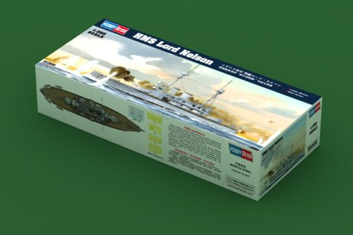 HobbyBoss 86508 1/350 Scale HMS Lord Nelson Battleship Military Plastic Assembly Model Kit