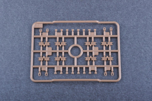 Trumpeter 02063 1/35 Scale Workable Track Links for Russian T-80 MBT Assembly Model Accessories