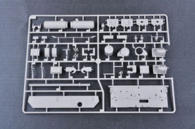 Trumpeter 00919 1/16 Scale German Pzkpfw IV Ausf.F2 Medium Tank Military Plastic Assembly Model Kit