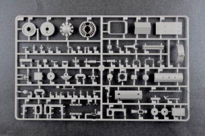 Trumpeter 00920 1/16 Scale German Pzkpfw IV Ausf.H Medium Tank Military Plastic Assembly Model Kit
