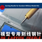 Galaxy Model Carving Needle Tools for Gundam Military Model Hobby Craft Kits Detail Handle can choose