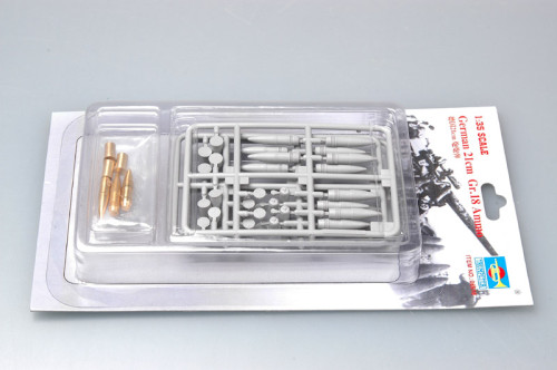Trumpeter 06610 1/35 Scale German 21cm Gr.18 Ammo Military Plastic Assembly Model Kits