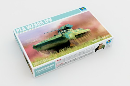 Trumpeter 05557 1/35 Scale PLA Type 86A IFV Military Plastic Assembly Model Kits