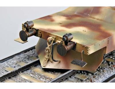 Trumpeter 00368 1/35 Scale German Panzerjagerwagen Vol.1 Military Plastic Assembly Model Kits