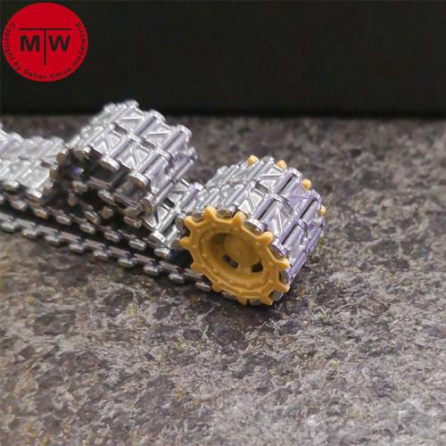 1/35 Scale Metal Track Links w/metal pin for PLA ZTZ 99A 96B MENG PANDA Tank Model SX35010