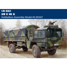 HobbyBoss 85507 1/35 Scale German Army LKW 5t mil gl Truck Military Plastic Assembly Model Kits