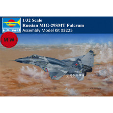 Trumpeter 03225 1/32 Scale Russian MIG-29SMT Fulcrum Fighter Military Plastic Aircraft Assembly Model Kits