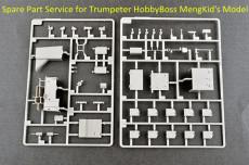 Spare Part Service for Trumpeter HobbyBoss MengKid's Model