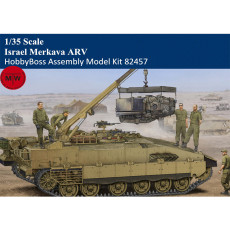 HobbyBoss 82457 1/35 Scale Israel Merkava ARV Military Plastic Assembly Model Kits