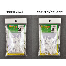 Master Tools 08013/08014 Ring cup or w/partition Model Building Tools