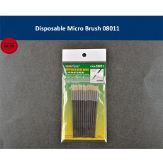 Master Tools 08011 Disposable Micro Brush Model Building Tools