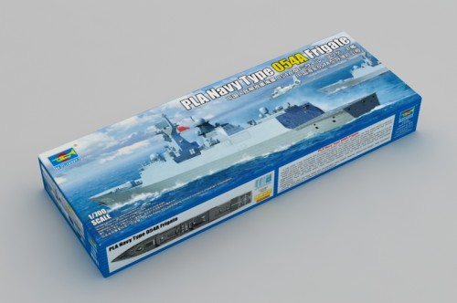 Trumpeter 06727 1/700 Scale PLA Navy Type 054A Frigate Military Plastic Assembly Model Kits