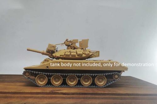 1/35 Scale Metal Track Links for M551 Sheridan Light Tank Model w/metal pin SX35022