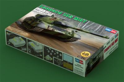 HobbyBoss 84501 1/35 Scale Leopard 1A5 MBT Main Battle Tank Military Plastic Assembly Model Kits