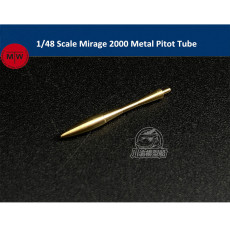 1/48 Scale Dassault Mirage 2000 Metal Pitot Tube w/Ladder Aircraft Model Accessory CYF002