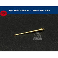 1/48 Scale Sukhoi Su-27 Metal Pitot Tube w/Ladder Aircraft Model Accessory CYF001