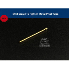 1/48 Scale F-5 Fighter Tiger Metal Pitot Tube w/Ladder Aircraft Model Accessory CYF003