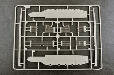 Trumpeter 09587 1/35 Scale Russian T-80BVM MBT Military Plastic Tank Assembly Model Kits