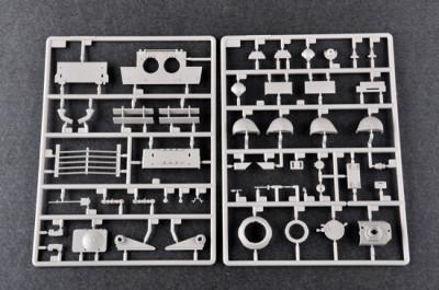 Trumpeter 05587 1/35 Scale Soviet JS-1 Heavy Tank Military Plastic Assembly Model Kits