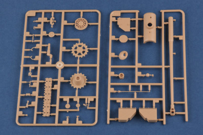 HobbyBoss 84551 1/35 Scale German Sd.Kfz.171 Panther Ausf.G - Early Version Military Tank Plastic Assembly Model Kit
