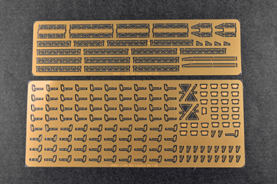 Trumpeter 06647 PE Upgrade Set for Trumpeter 05632 1/350 Scale USS Langley AV-3 Aircraft Carrier Model Kit