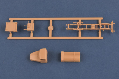HobbyBoss 82931 1/72 Scale Russian BM-21 Grad Multiple Rocket Launcher Military Plastic Assembly Model Kit