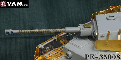 1/35 Scale Hexagon Camouflage Net for Tank Model PE-35008