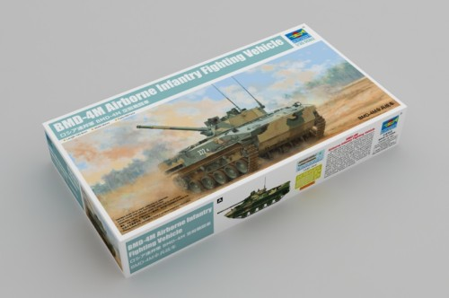 Trumpeter 09582 1/35 Scale BMD-4M Airborne Infantry Fighting Vehicle Military Plastic Assembly Model Kit