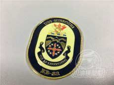 USS Missouri BB-63 Battleship 1/700 1/350 1/200 Ship Model Display Metal Badge Heraldry CY04