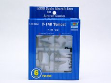Trumpeter 06220 1/350 Scale F-14D Tomcat Fighter Plastic Aircraft Assembly Model Kit