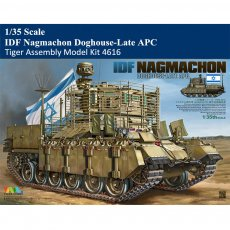 Tiger Model 4616 1/35 Scale IDF Nagmachon Doghouse-Late APC Military Plastic Assembly Model Kit
