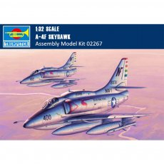 Trumpeter 02267 1/32 Scale A-4F Skyhawk Military Plastic Aircraft Assembly Model Kits