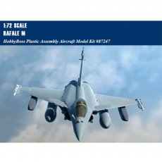 HobbyBoss 87247 1/72 Scale French Rafale M Fighter Military Plastic Aircraft Assembly Model Kits