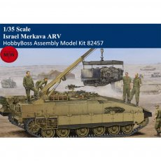 HobbyBoss 82457 1/35 Scale Israel Merkava ARV Military Plastic Assembly Model Kits