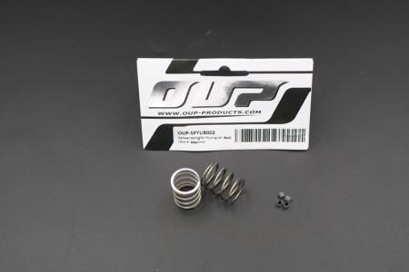Damper Spring for Touring Car-Black (2pcs-K-306g/mm)