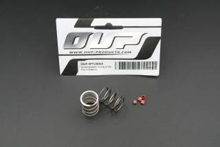 Damper Spring for Touring Car-Red (2pcs-K-334g/mm)