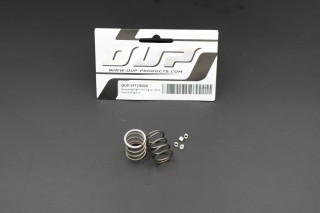 Damper Spring for Touring Car-White (2pcs-K-320g/mm)