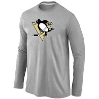 Pittsburgh Penguins Long T-shirt  (5)