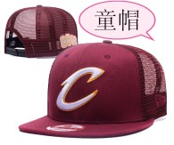 Cleveland Cavaliers kid Snapback Hat (2)