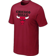 Chicago Bulls Big Tall Primary Logo T-Shirt (11)