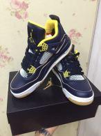 Perfect Air Jordan 4 shoes 124