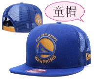 Golden State Warriors kid snapback hat (2)