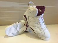 Air Jordan 6 women shoes AAA 030