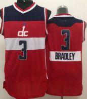 Washington Wizards -3 Bradley Beal Red 2014-15 Christmas Day Stitched NBA Jersey